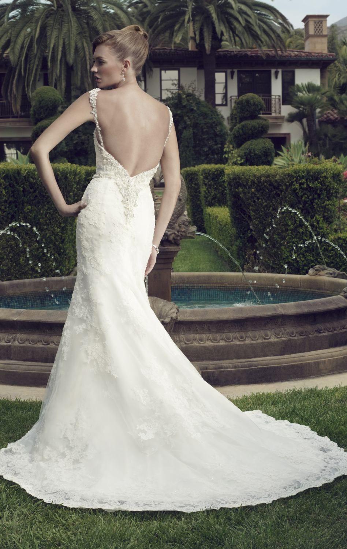 Casablanca bridal 2146 dress wedding