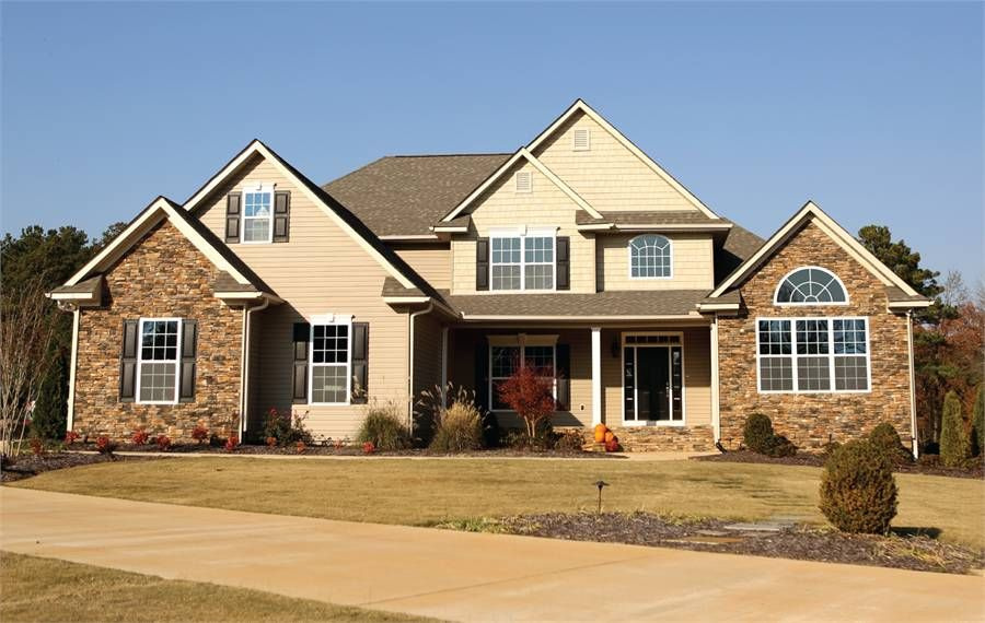 Americas Home Place The Lexington A House Plans House Custom Home Plans