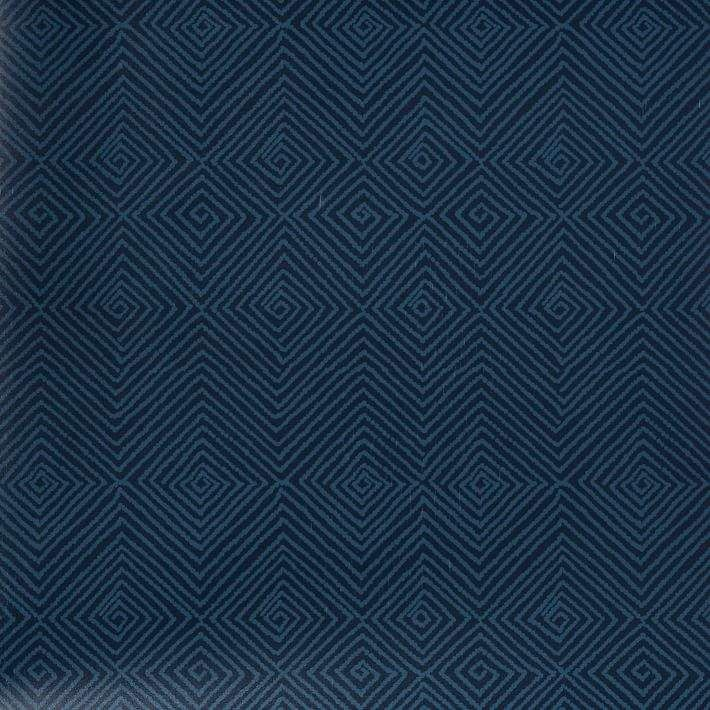 Mid-Century Maze Wallpaper Swatch