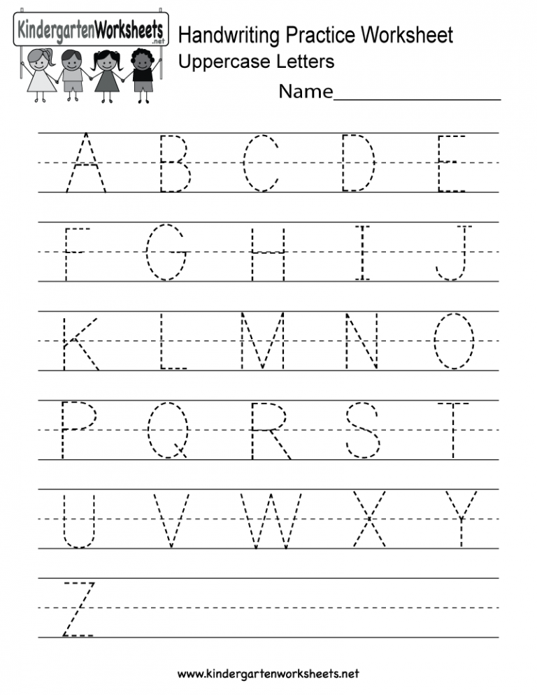 Free Kindergarten English Worksheets Printable And Online Easy Reader Printa English Worksheets For Kindergarten Writing Worksheets Handwriting Practice Sheets