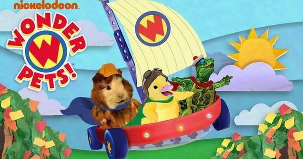 Pin By Andrea Hawkins On Newest Disney Cartoons 2018 Old Kids Shows Wonder Pets Childhood Tv Shows