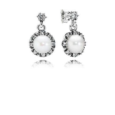 orecchini pandora donna perle