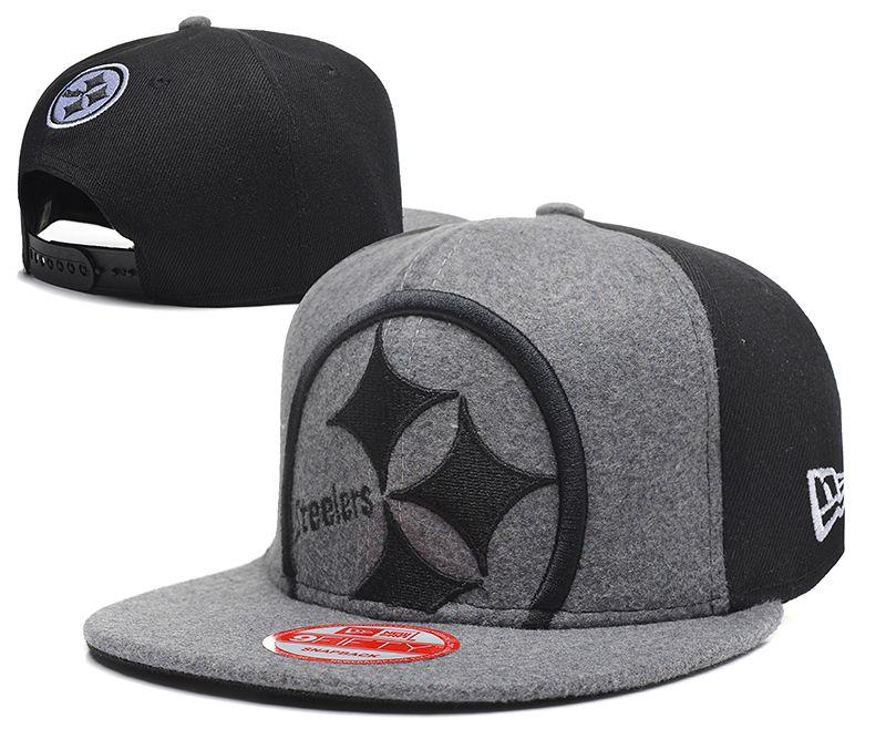 NFL Pittsburgh Steelers NE Snapback Hat  65 Gorra New Era c828ceeeb2e