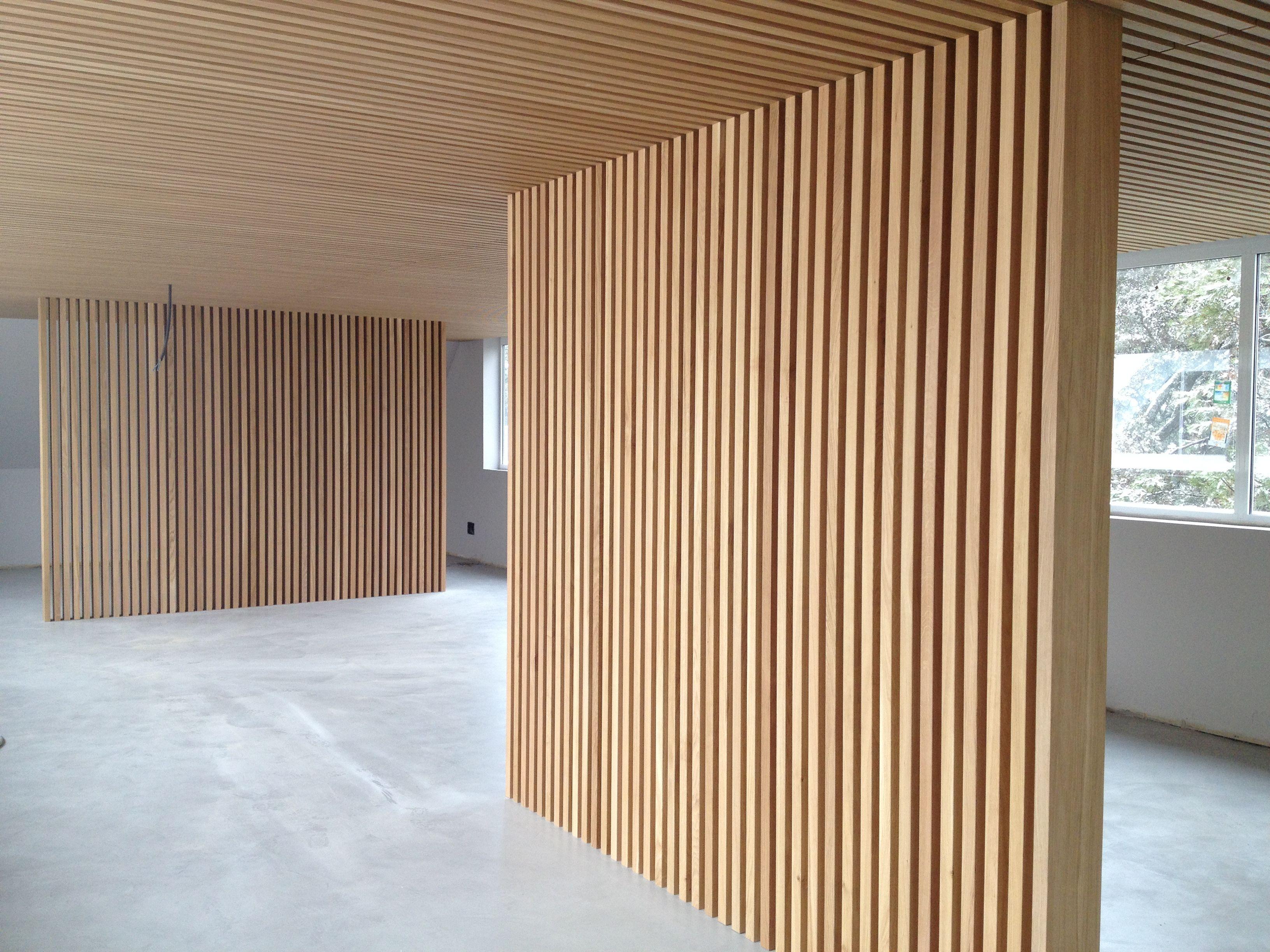 Tabique madera buscar con google casas ideas pinterest - Tabiques de madera ...