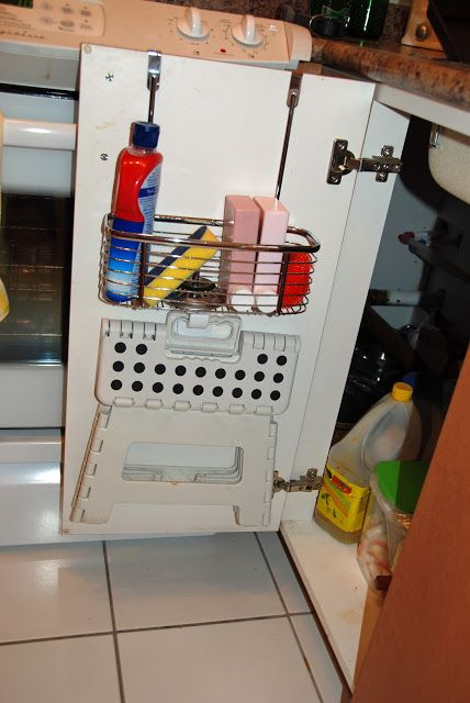 My Tips: Small Kitchen Storage