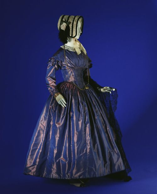 Day dress, 1845, England