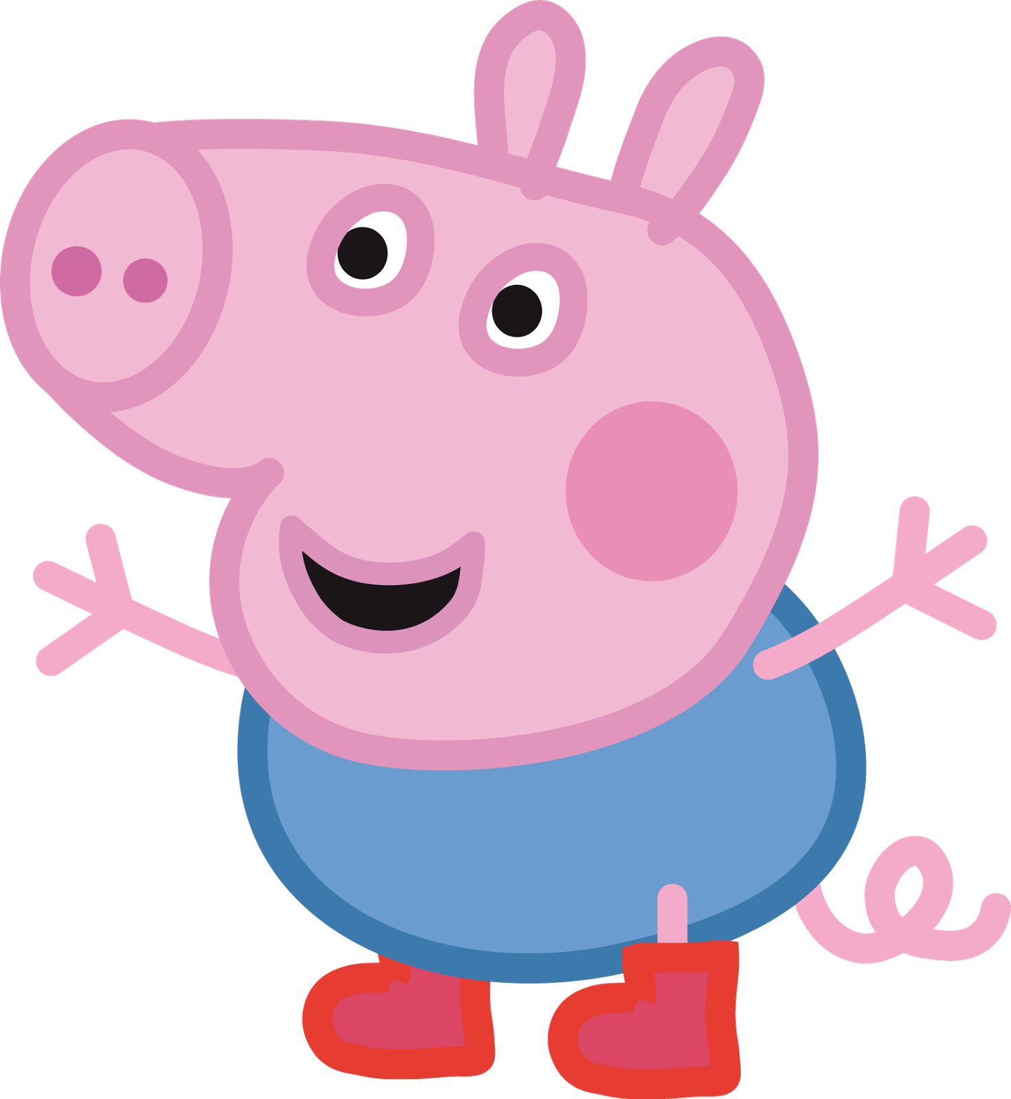 peppa pig princess imagenes hd - Buscar con Google | vinilos | Pinterest | George pig, Pig party ...