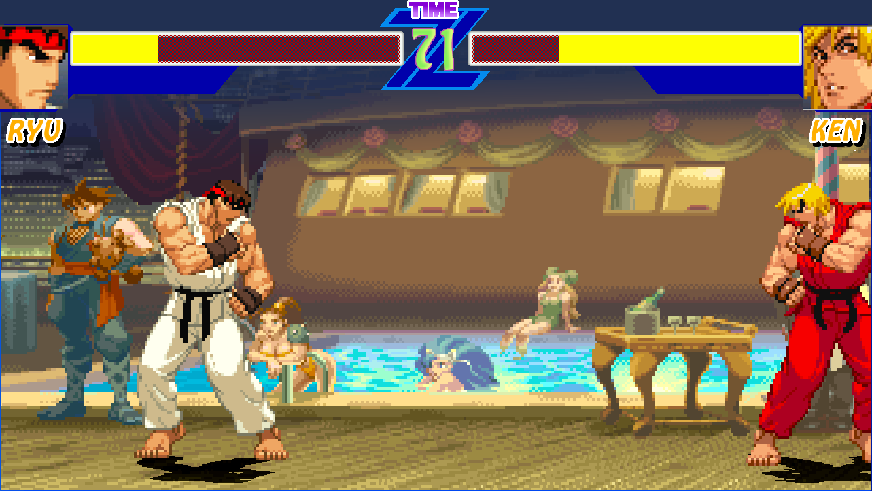 Street Fighter Health Bar Google Search
