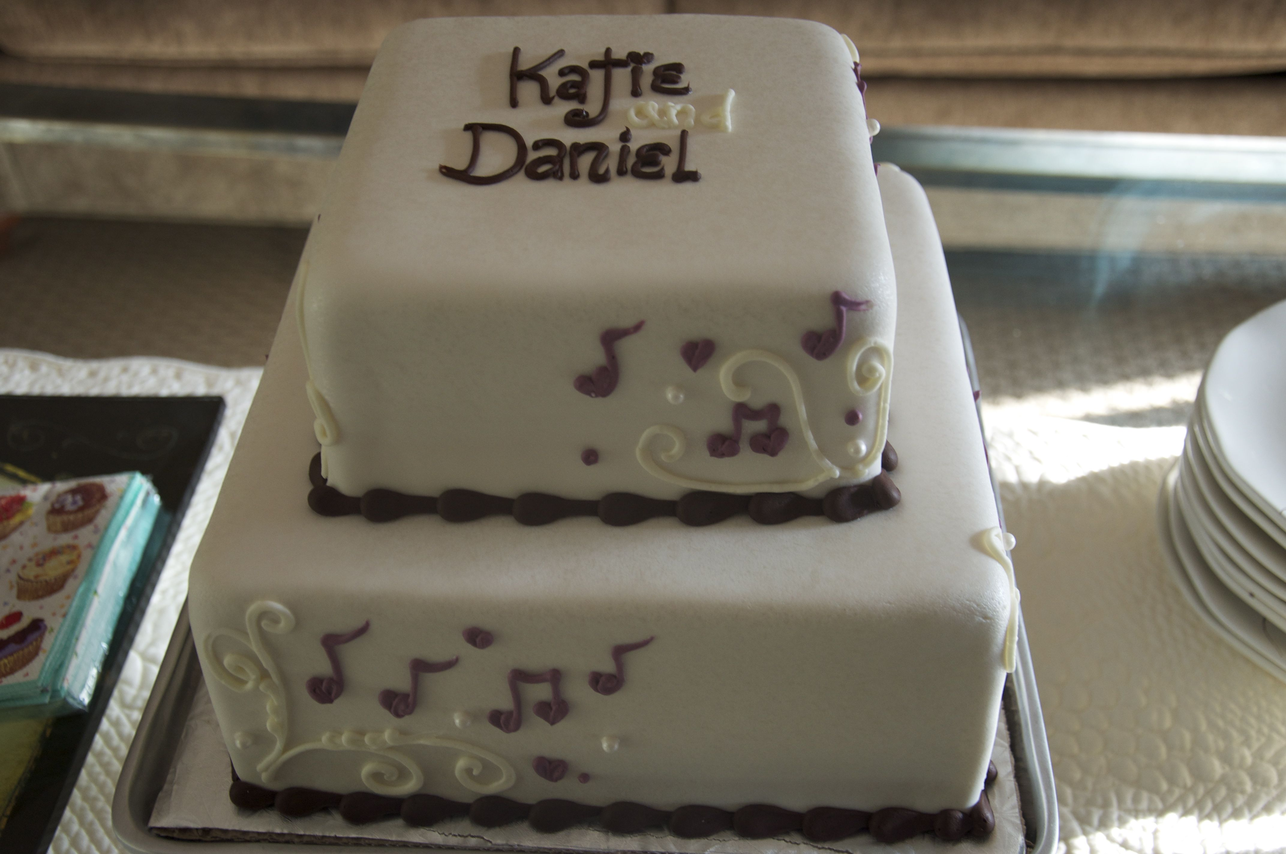 Amazing Cake Sweet Arleen S Did For My Friend Katie S Engagement