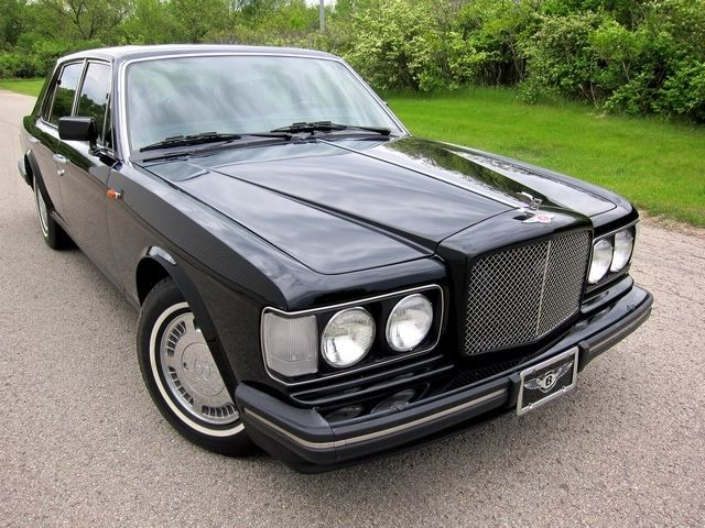 Bentley Turbo R Photo Madison Wi Purchases To