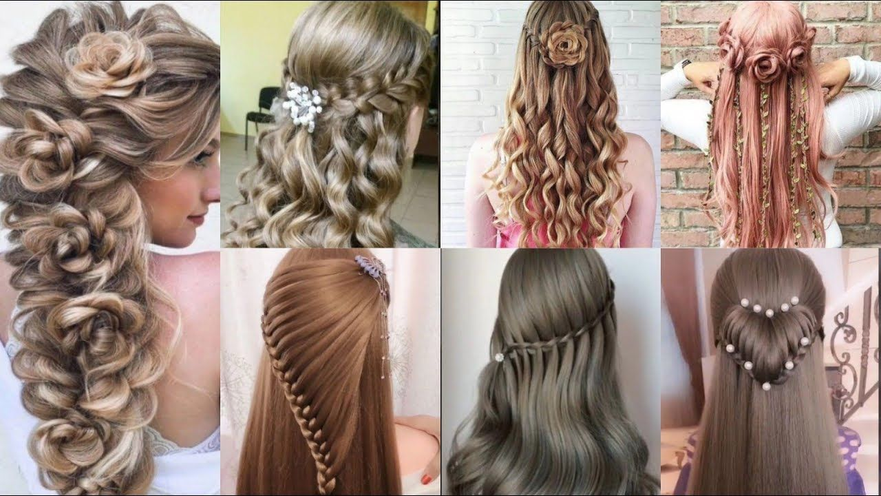 Very Impressive Creative Hair Style Wedding Hair Style Party Hair Party Hairstyles Creative Hairstyles Hair Styles