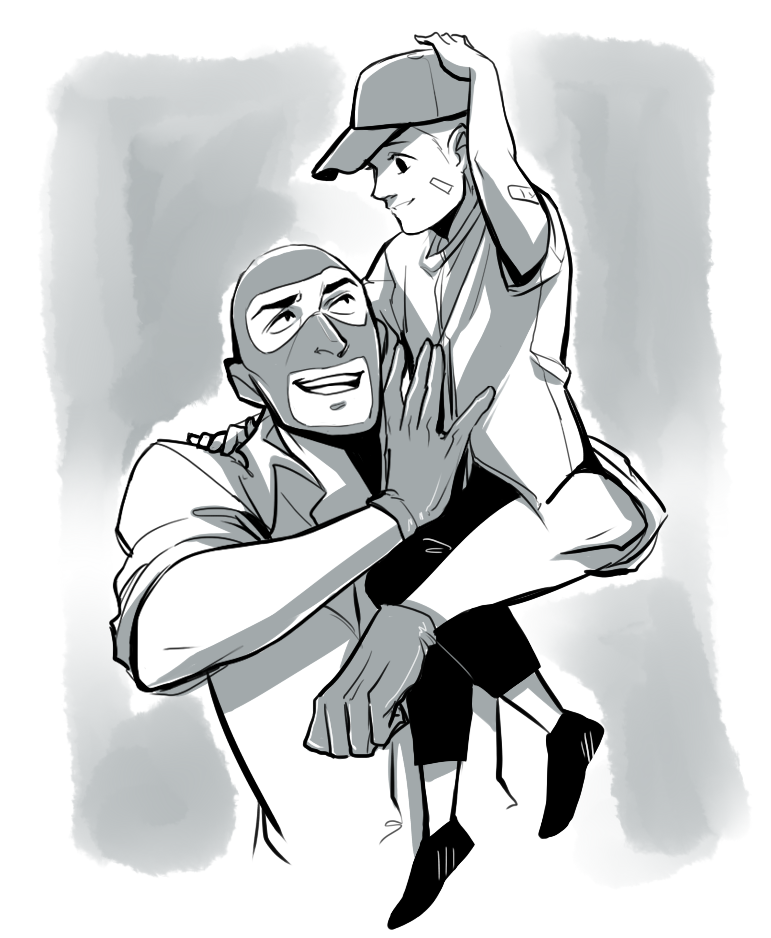 Spy and Scout