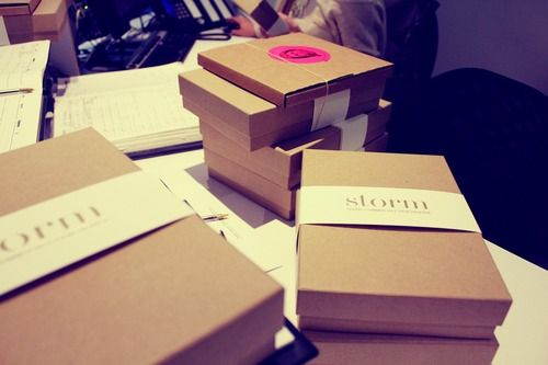 Storm's S/S 2013 Show Packages are going out thick and fast!