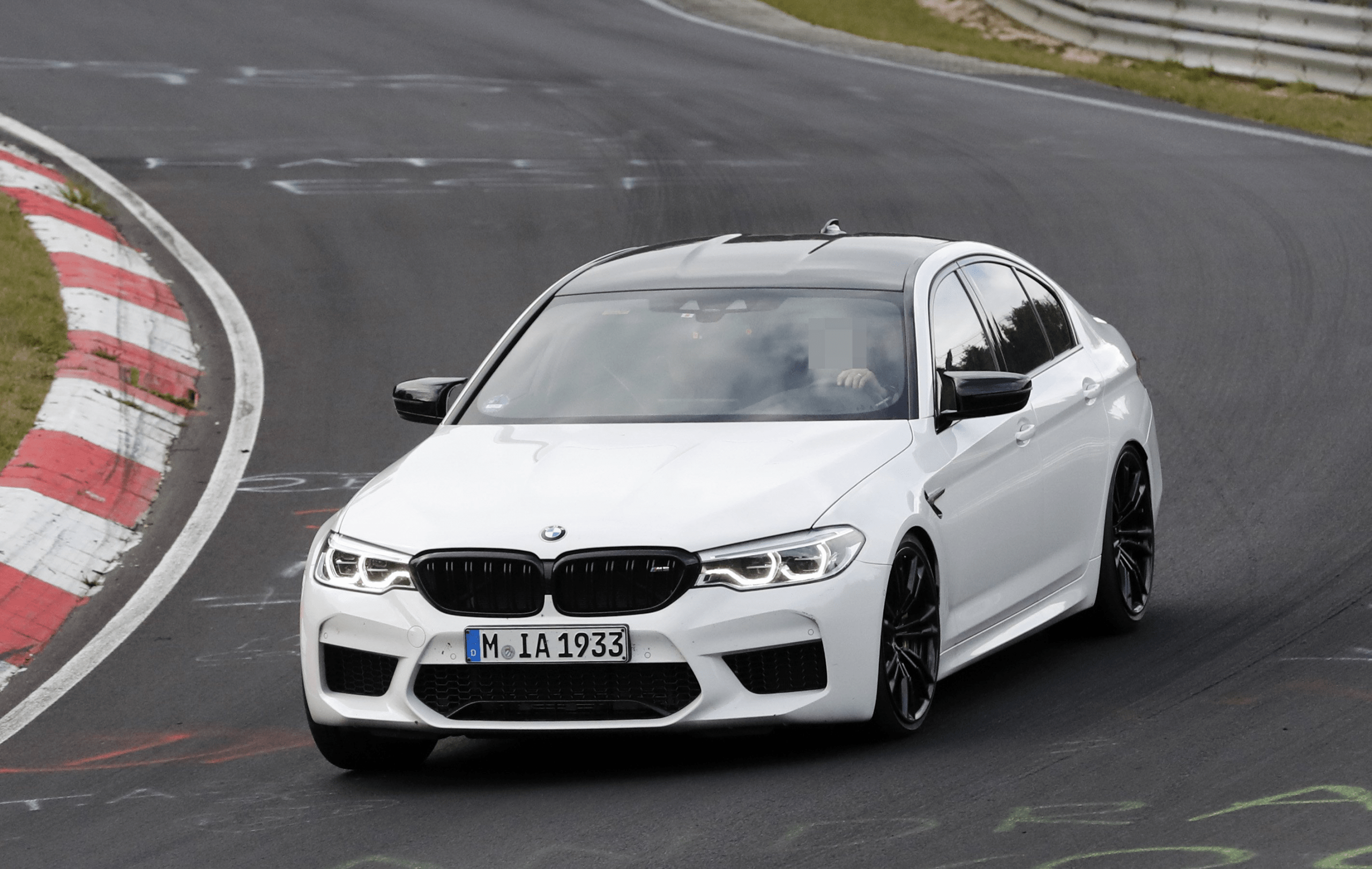 2020 BMW M5 Xdrive Awd Exterior and Interior
