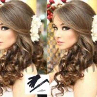 Peinados Xv Anos Semirecogidos Peinados Pinterest Hair Styles