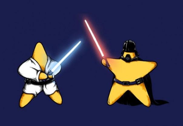 Starfish Star Wars