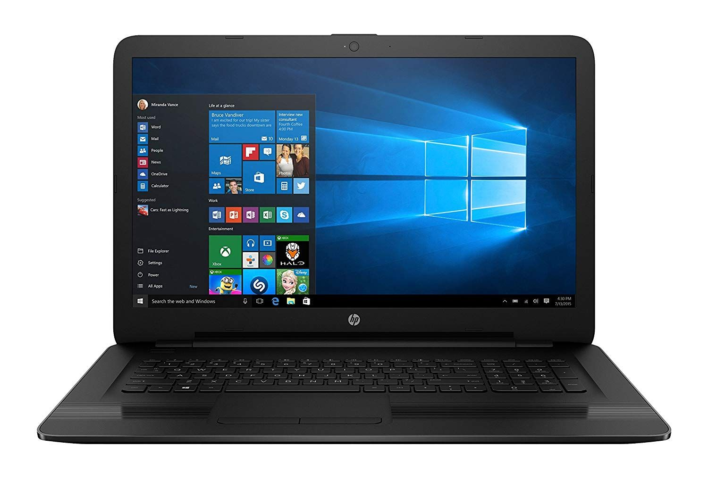 "HP 17.3"" Laptop Intel Core i5 8GB Memory 1TB HDD"