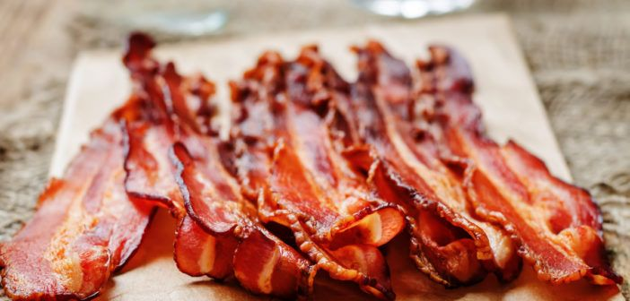 Man Charged With Bacon Crime Against Muslim Woman  Oh please just go to places they dont eat bacon !