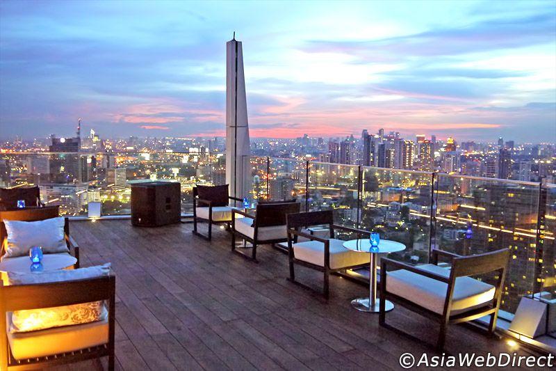 Octave Rooftop Bar and Lounge Bangkok - Bangkok.com ...