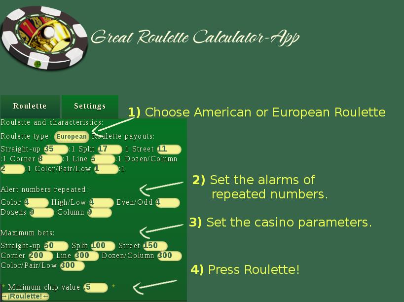 Martingale betting calculator american st omer golf betting nassau