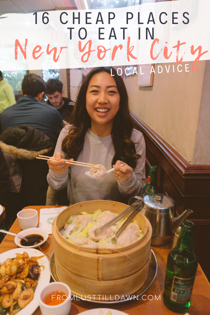 Soup Dumplings Are A Must Have When Visiting New York City