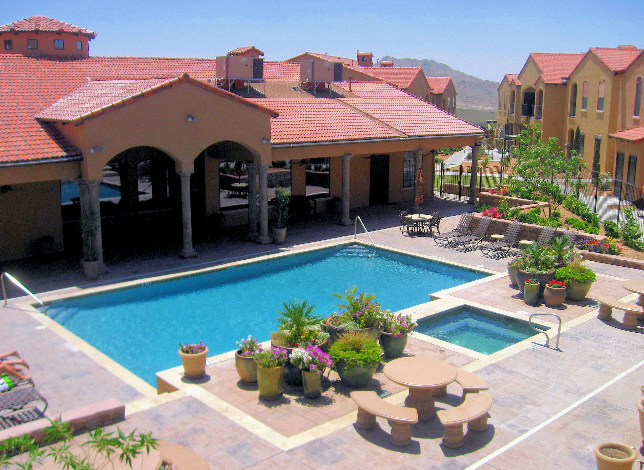 The Tuscany At Mesa Hills Located In The Heart Of West El Paso Tx Outdoor Decor Outdoor Tuscany