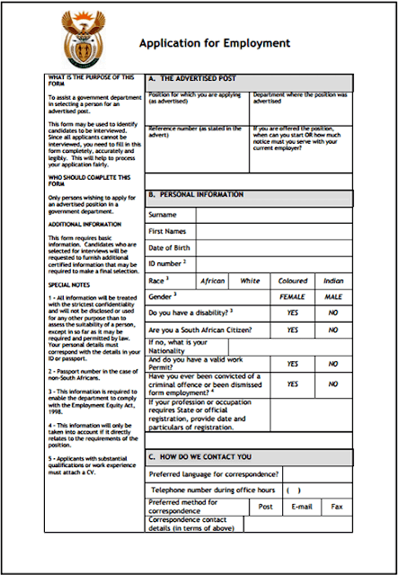 z83 form for mining employment