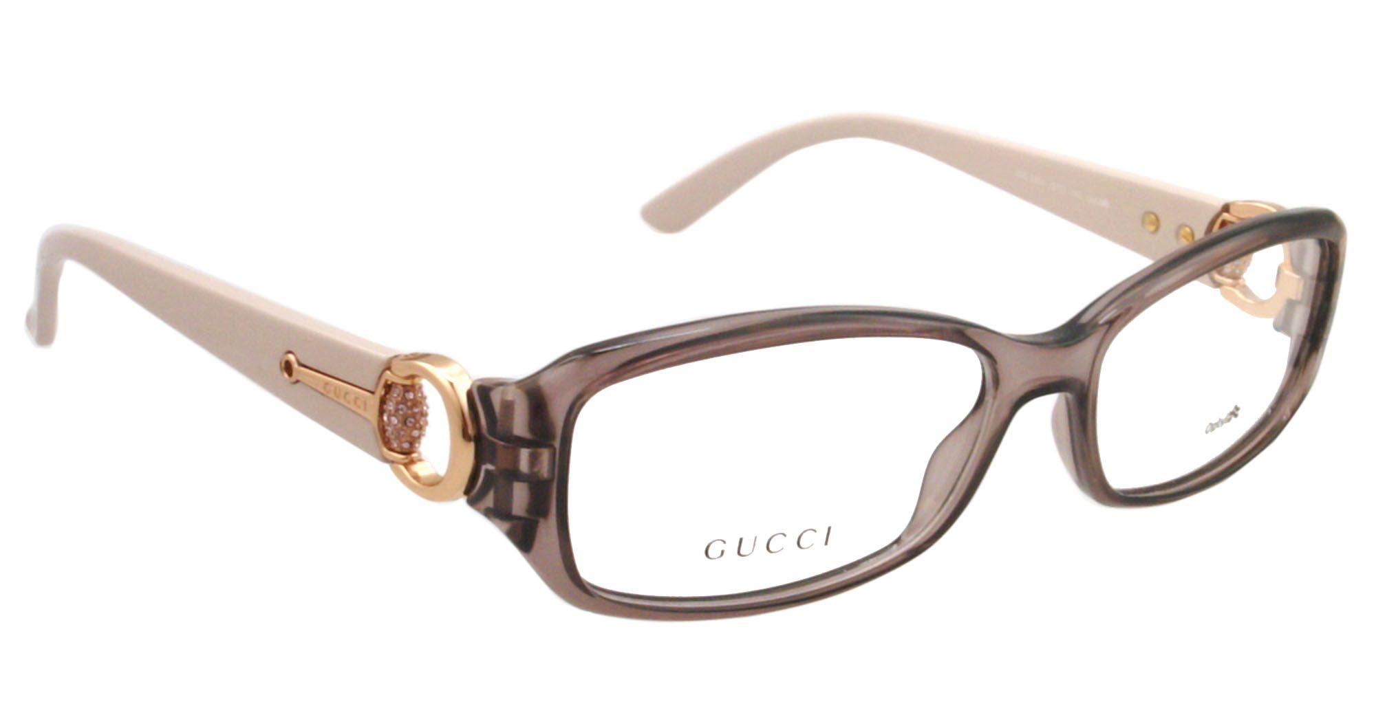 NEW Gucci Eyeglasses GG 3204 MAUVE BLUSH Q70 GG3204 AUTH | Glasses ...