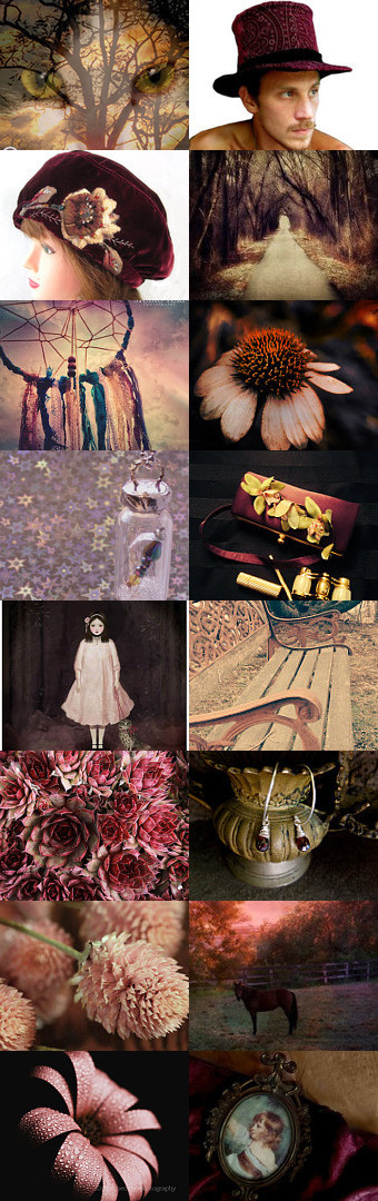 The Met In The Enchanted Forest by Jody on Etsy--Pinned with TreasuryPin.com