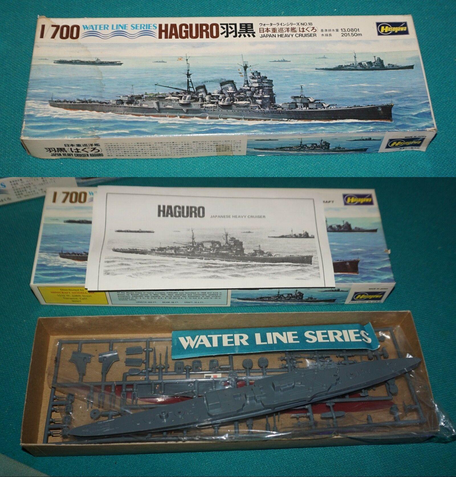 1//700 Heavy Cruiser Haguro