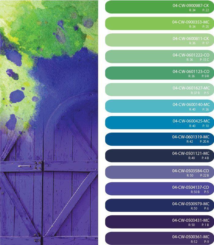 Purple Colour Scheme: Green And Purple Color Palettes - Google Search