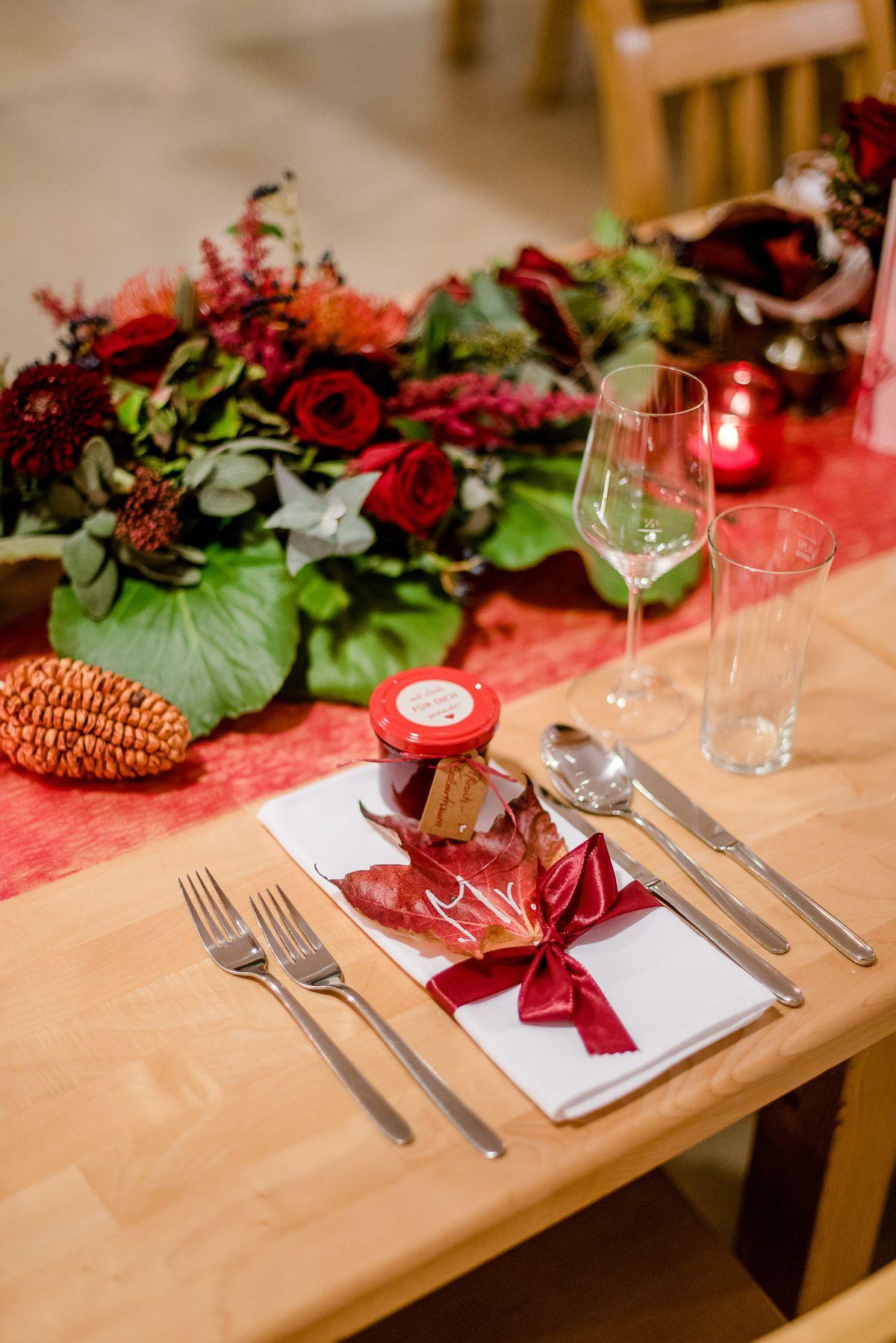 Diy Herbsthochzeit Fall Vol 5 Wedding Table Settings Fall