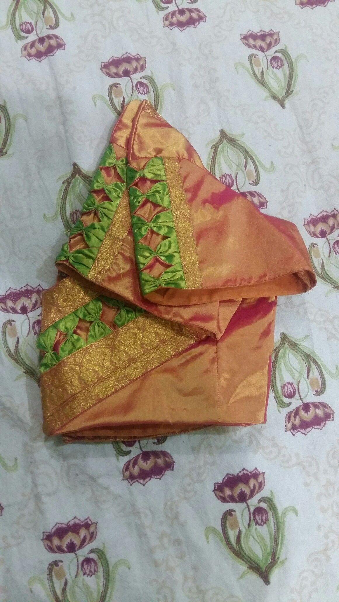 Pin von Niranjana Balachandar auf blouse designs | Pinterest