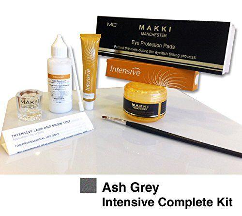 ba1b2925239 Eyelash & Eyebrow Full Tinting Kit (Dye) 14 Colours large30 uses Ash  Grey