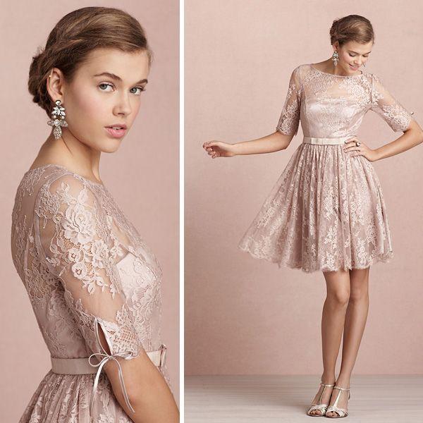 BHLDN - Tea Rose Dress