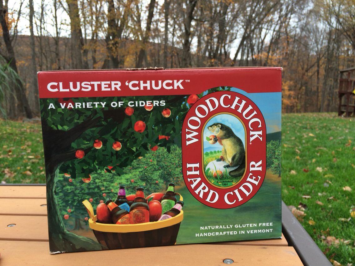 """Woodchuck hard cider """"cluster chuck"""" assortment Hard"""