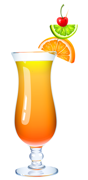 Exotic Cocktail PNG Clipart Picture | CLIP ART DRINKS ...