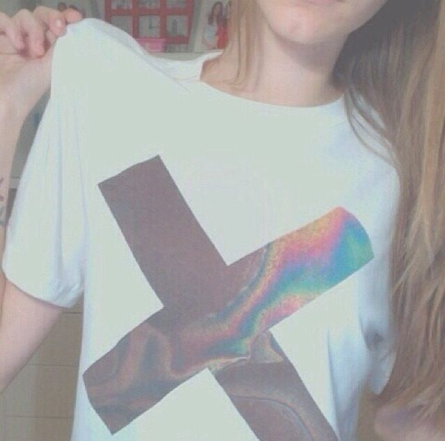 The XX T-Shirt! #StreetStyle