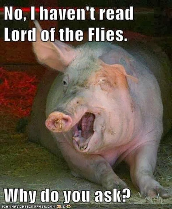 a literary analysis of piggy in lord of the flies by william golding Get free homework help on william golding's lord of the flies: book summary, chapter summary and analysis, quotes, essays, and character analysis courtesy of cliffsnotes in lord of the flies, british schoolboys are stranded on a tropical island.