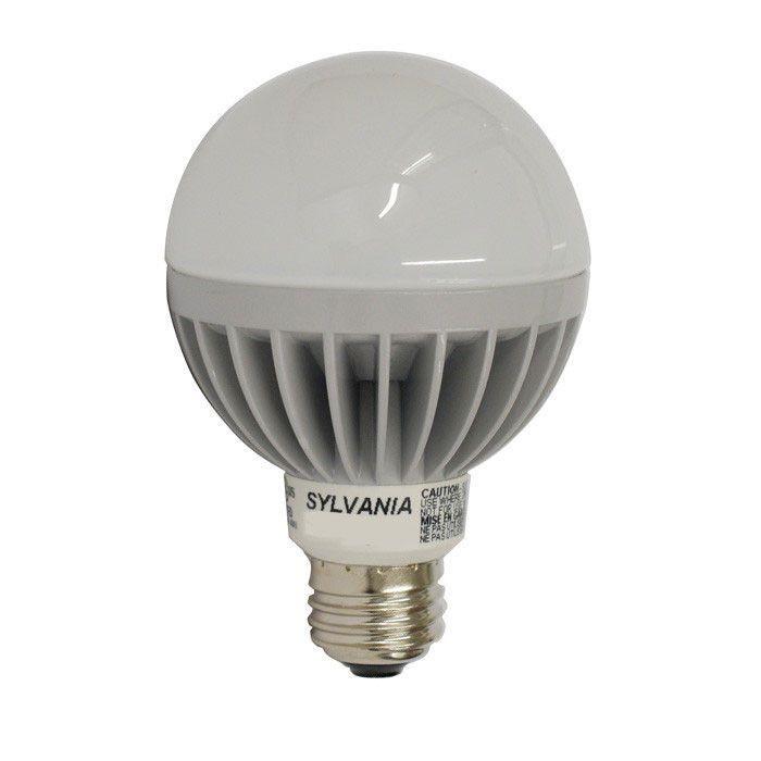 Dimmable Sylvania 8W G25 2700K Light Bulb LED Globe Globe cTF1JlK