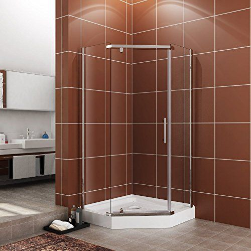 Sunny Shower Fit To 38 X 38 Neo Angle Shower Corner Doo With