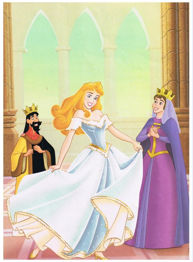 The Wedding Gift - Sleeping Beauty | Princess aurora, Princess and ...
