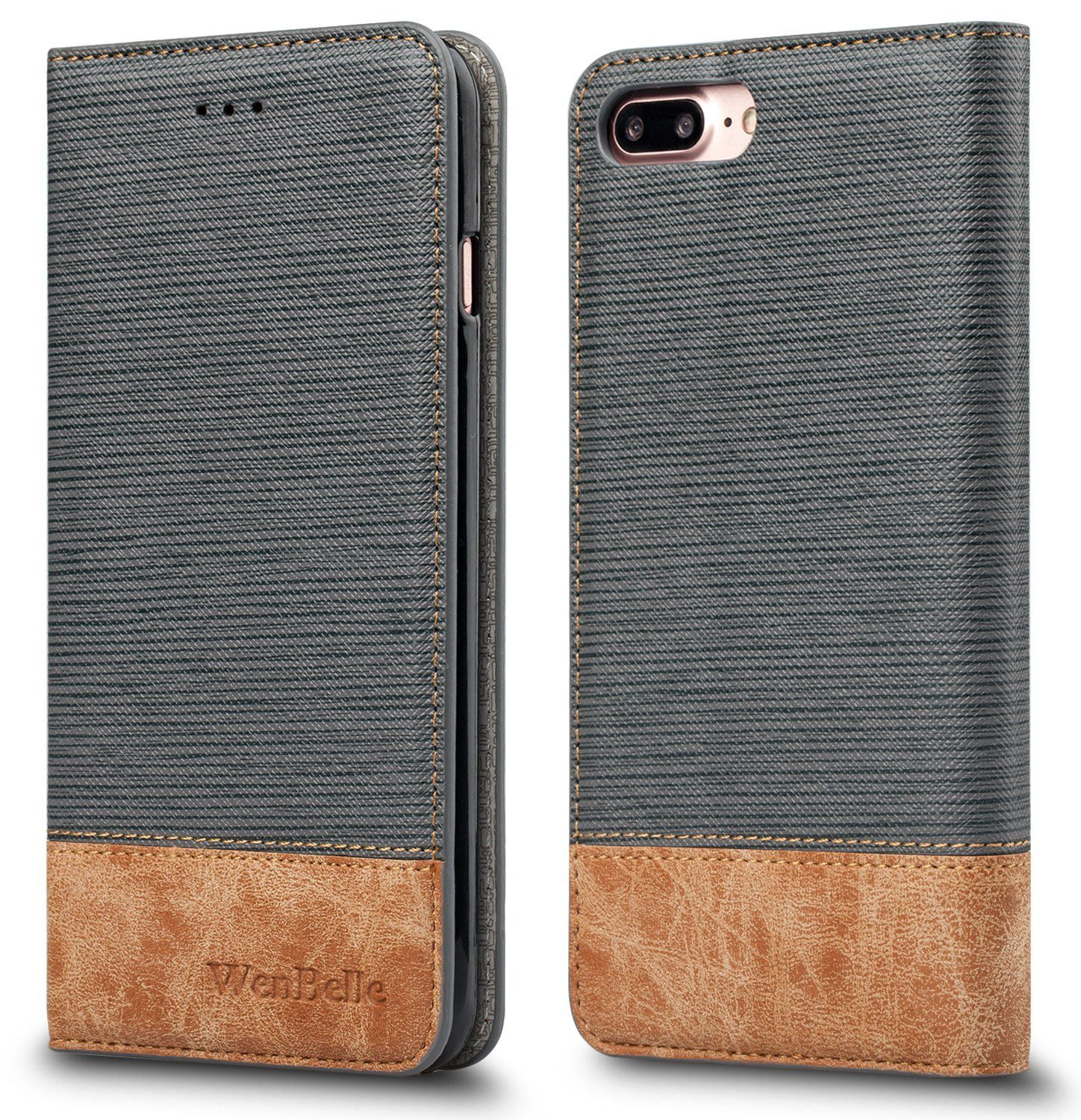 For iPhone 7 Plus / iPhone 8 plus Case,WenBelle [Blazers Series ...