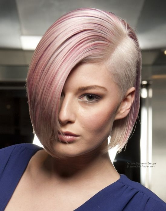 Groovy 1000 Images About Shaved Hairstyles On Pinterest Side Shave Short Hairstyles Gunalazisus
