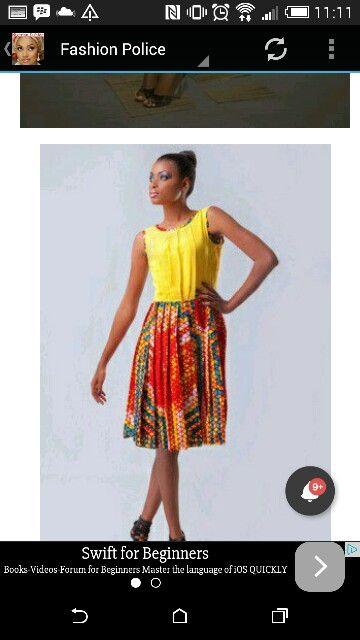 Skirt n Top