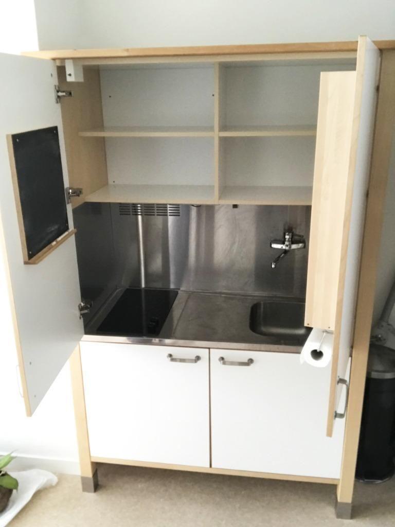 Zo Goed Als Nieuw Ikea Varde Kitchenette Keuken Complete Keukens Marktplaats Nl