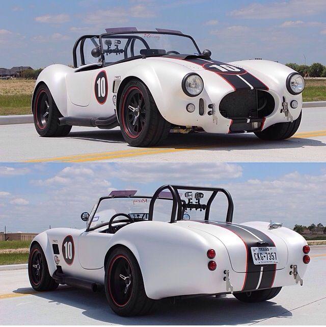 Ac Cobra, Ford Shelby Cobra