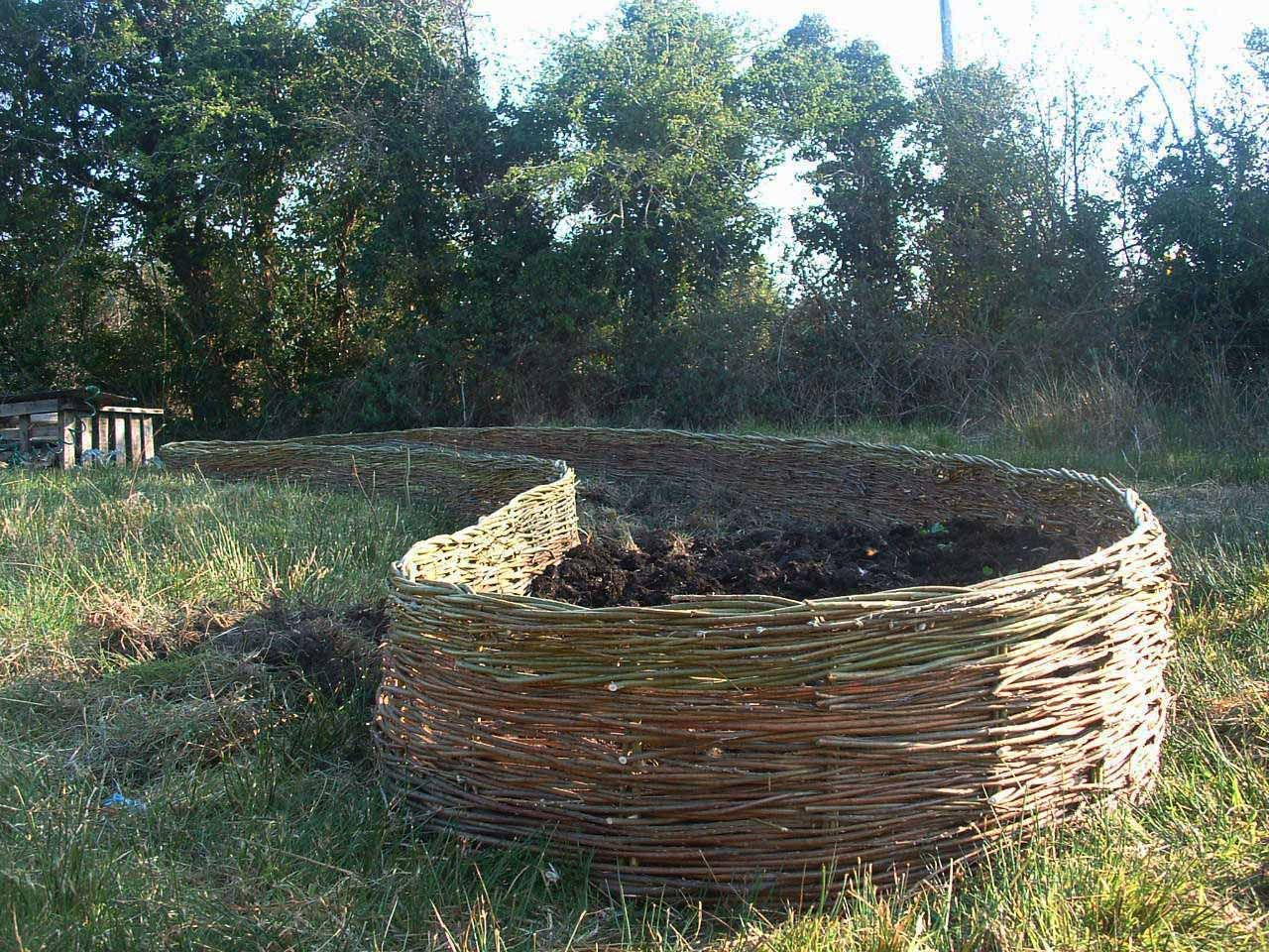 Best Willow Raised Bed Willow Garden Raised Herb Garden 400 x 300