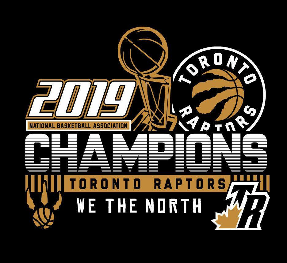 Toronto Raptors 2019 Nba Champions We The North Fridge Magnet 3 X 3 Raptors Toronto Raptors Nba Champions