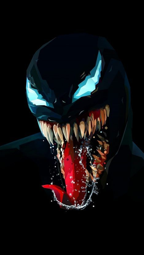 Venom Wallpaper Hd Iphone X